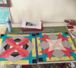 Capricorn Virgo by Abby, @abby_colorbarquilts