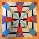 Cathedrals by Patti, @retiredtoquilt