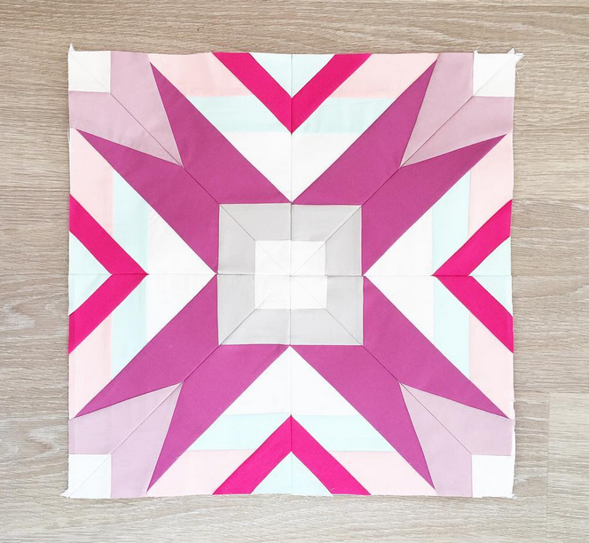 Libra by Dorthe, @lalala_patchwork