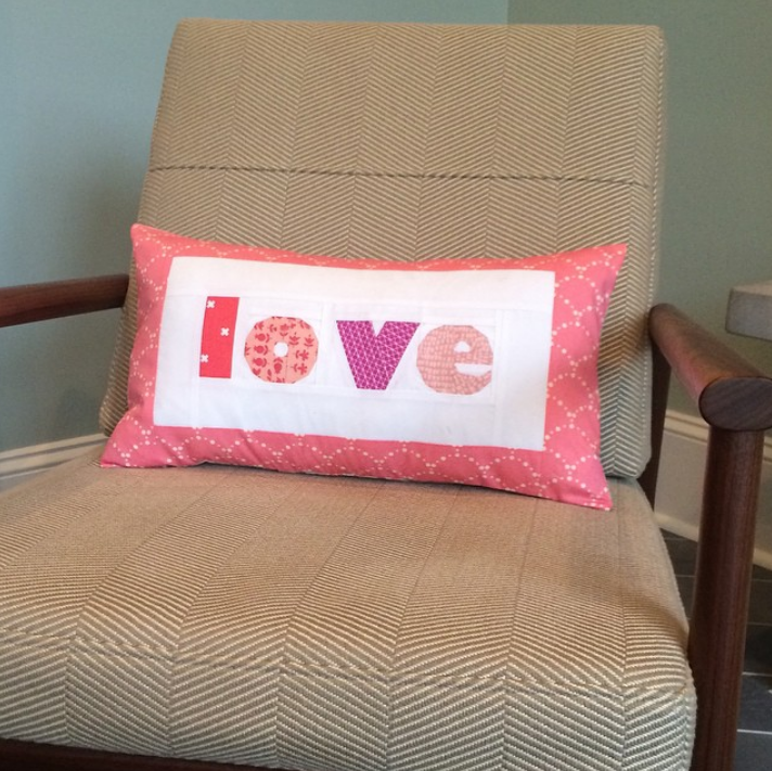 My ABCs Free Love pattern by Jenny, @jennyrach
