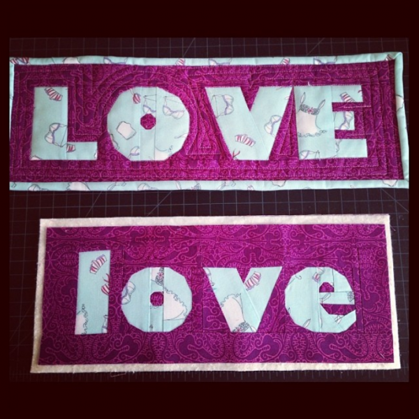 My ABCs Free Love pattern by Tracy, @traylas