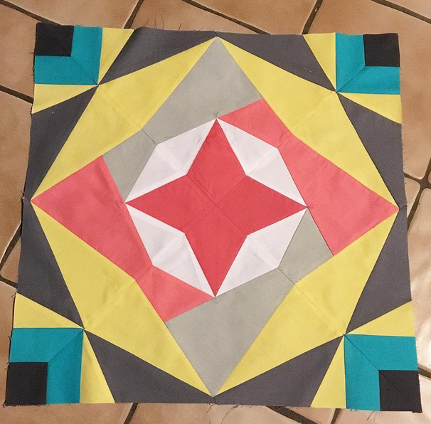 Sagittarius by Abby, @abby_colorbarquilts