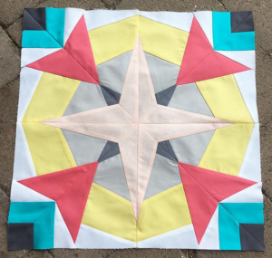 Scorpio by Abby, @abby_colorbarquilts