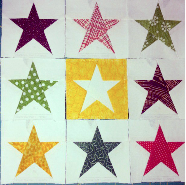 Simple Star by Amy, @amyamydame