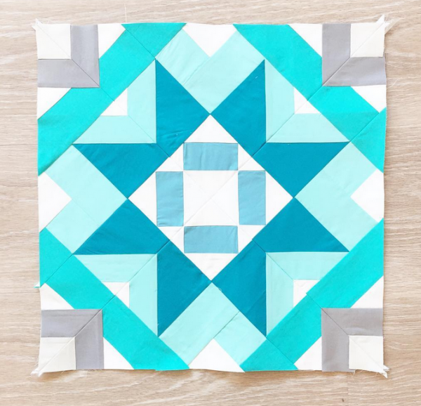 Taurus by Dorthe, @lalala_patchwork