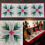 Winter Holly by The Fabric Studio, @thefabricstudio
