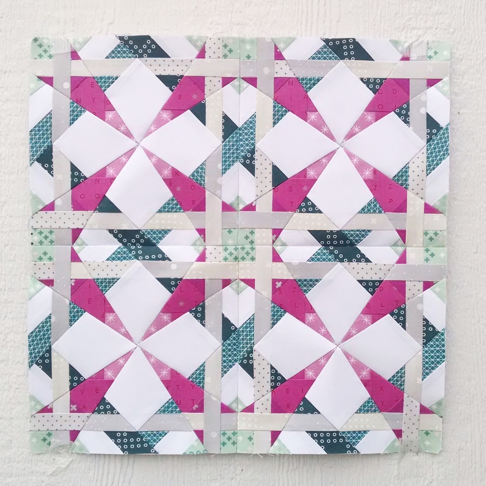 Aquarius Mini Quilt
