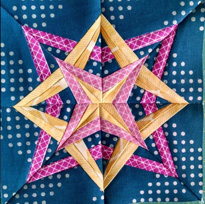 Star Gazing block