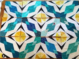 Hidden gems quilt