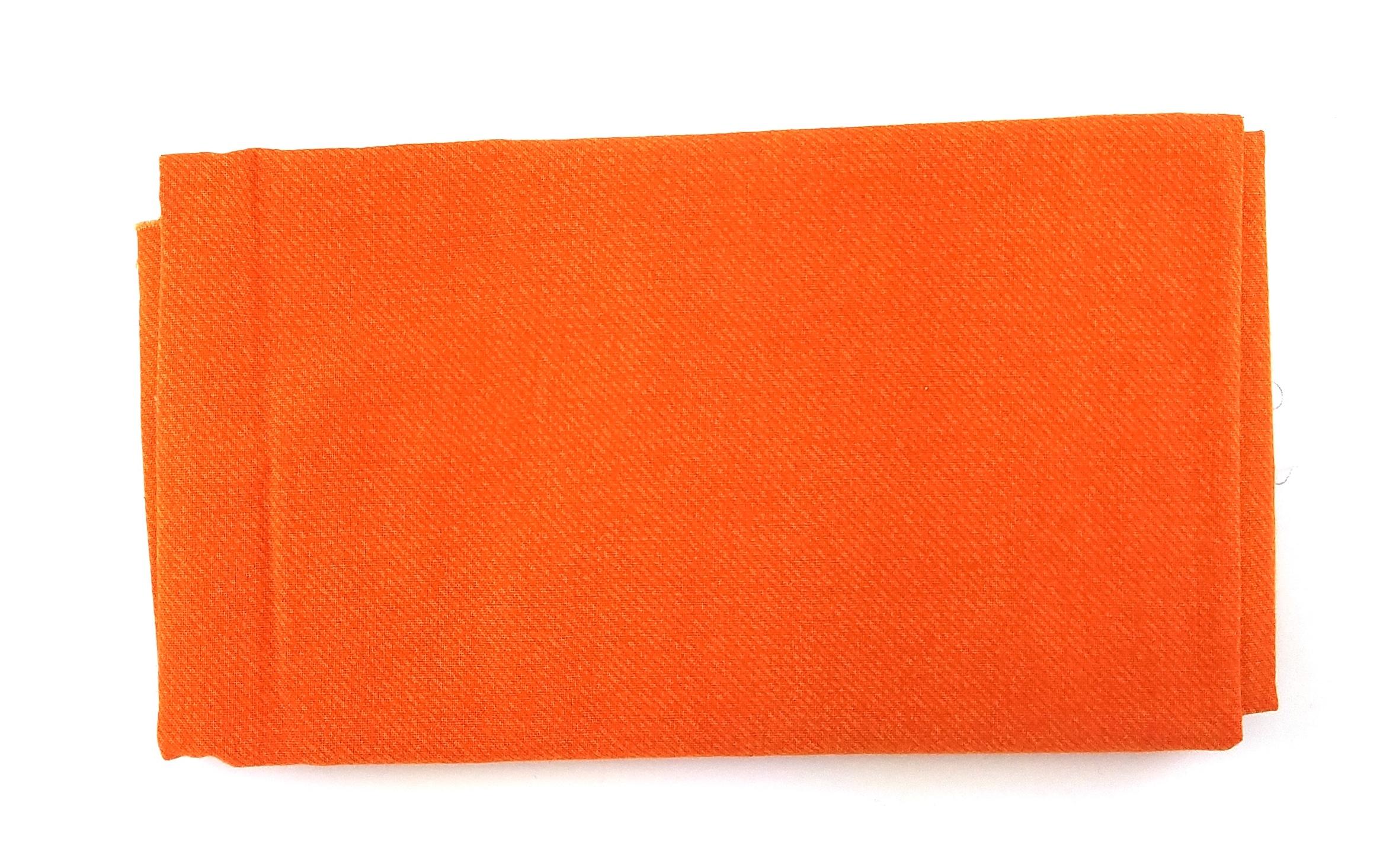 Bandana Beauties, Orange, 17 inches