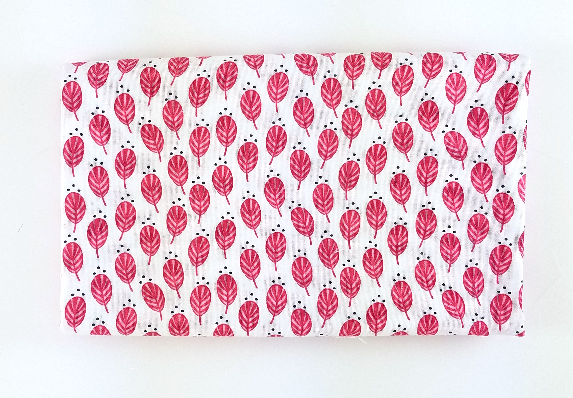 V and Co, Color Me Happy, Pink Feathers, 1 Yard