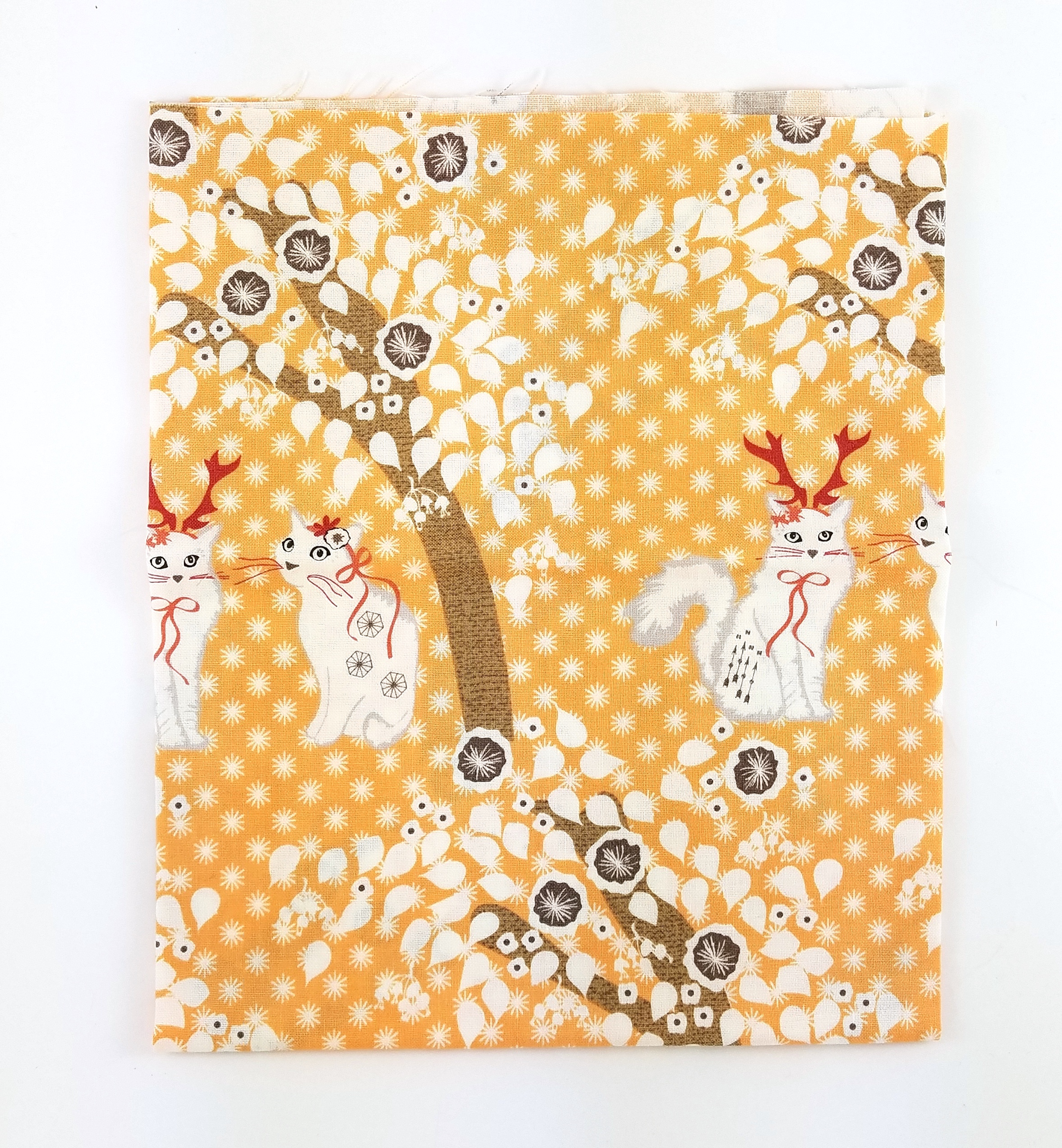Violet Craft, Orange Cats, FQ