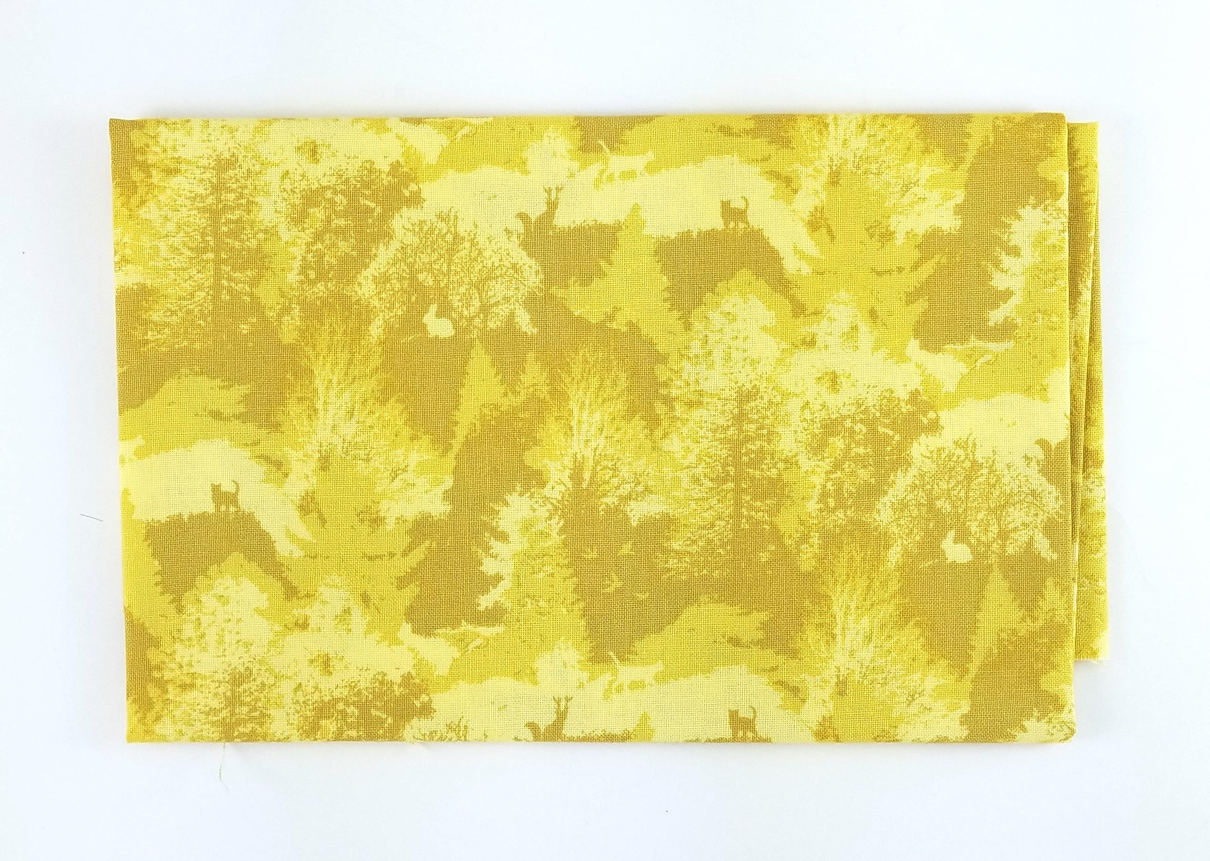 Violet Craft, Urban Boundary Yellow, FQ