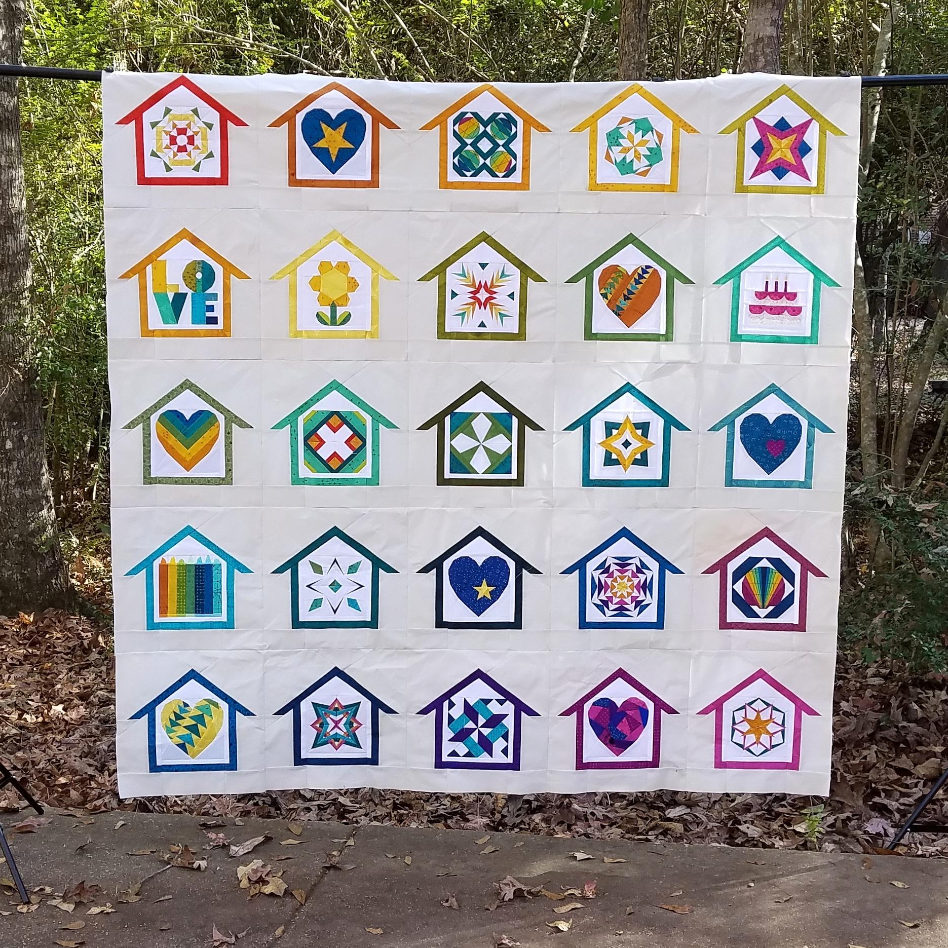Home Lovin Quilt Patterns
